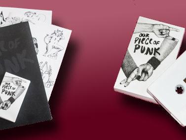 Crowdfunding: Our Piece Of Punk – Ein queer_feministischer Blick auf den Kuchen