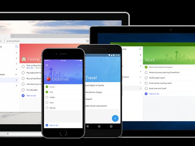 Von Wunderlist zu Microsoft To-Do: Die neue Strategie hinter der Aufgaben-App