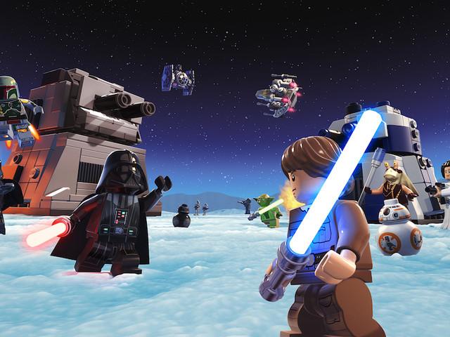 Apple Arcade: Lego Star Wars Battles ist gestartet
