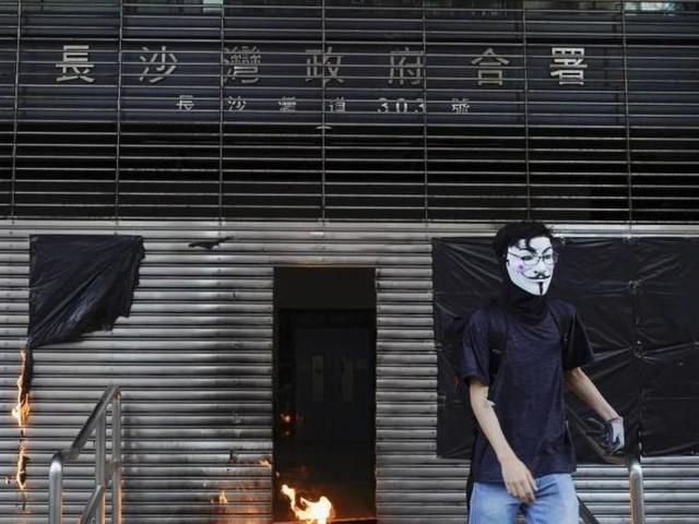Erneut Demonstrationen und Krawalle in Hongkong