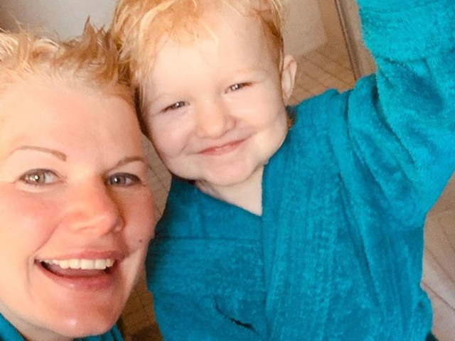 Schwangere Melanie Müller genießt Wellness-Tag mit Mia Rose