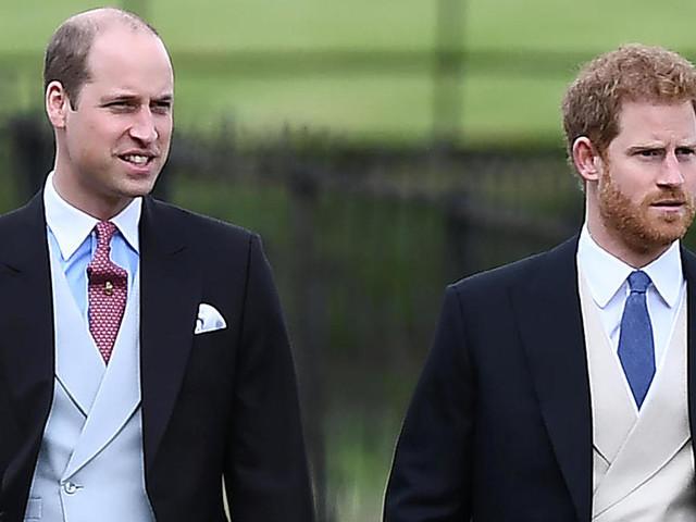 Prinz Philips Beerdigung: Harry und William werden getrennt laufen