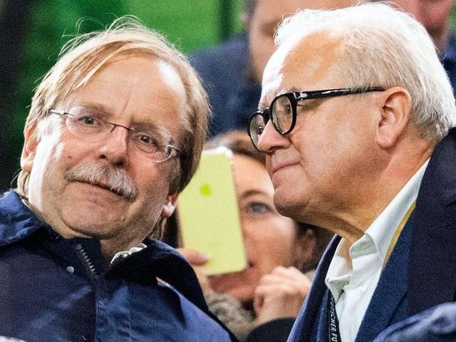Da muss ausgemistet werden: Präsident Keller und Vize Koch lehnen Rücktritt ab
