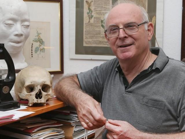 Was Gerichtsmediziner Christian Reiter von den Toten fürs Leben lernte
