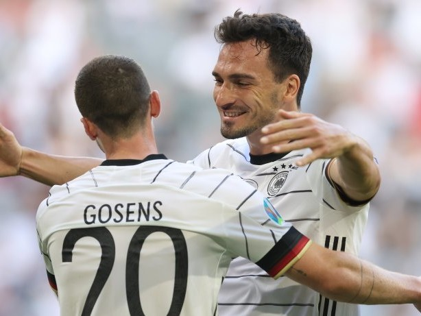 EM 2021: DFB-Team hat nach 4:2-Spektakel Achtelfinale vor Augen