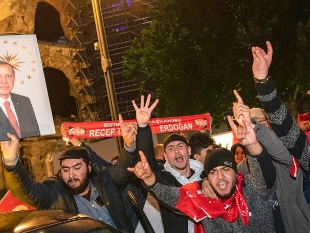 Präsidentschaftswahl: Erdogans Wahlsieg - So haben Türken in Berlin abgestimmt