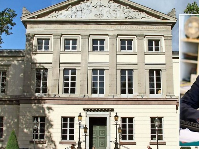 Jahn wird Übergangspräsident an der Universität