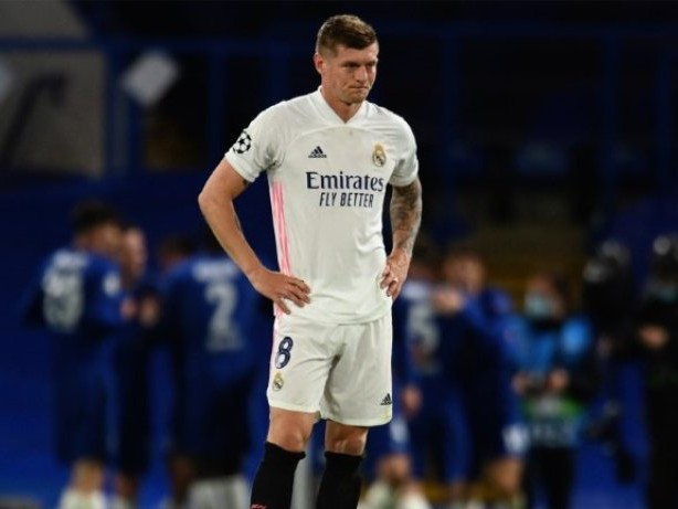 Nach Schambeinentzündung: Kroos zurück im Training bei Real
