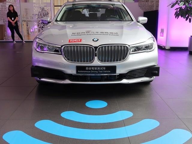 BMW und Tencent bauen Datenzentrum für selbstfahrende Autos in China