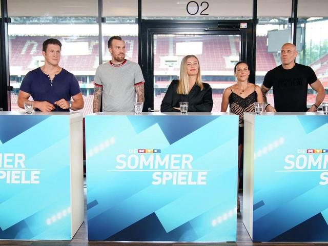 """Promi-Wettkampf: Legat will gewinnen, Großkreutz nicht verzichten – heute starten die """"RTL Sommerspiele"""""""