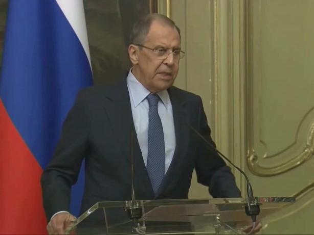 Russland weist als Reaktion auf Sanktionen zehn US-Diplomaten aus