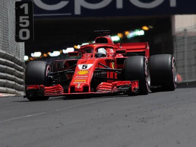 Daniel Ricciardo rast zu Monaco-Pole - Sebastian Vettel auf Position zwei
