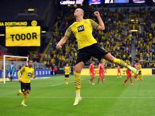 5. Spieltag: Perfekte BVB-Woche: Sieg gegen Union mit Haaland-Doppelpack