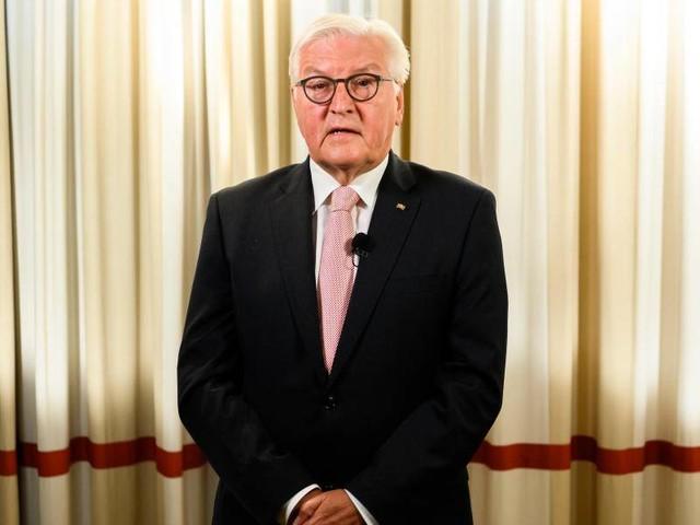Nach Corona-Demonstrationen: Steinmeier warnt vor Verantwortungslosigkeit