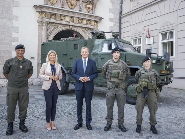Bundesheer investiert knapp 100 Millionen Euro in Oberösterreich