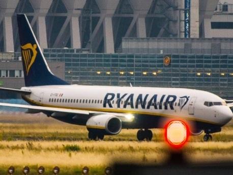 Ryanair-Streik führt nächste Woche zu 600 Flugausfällen