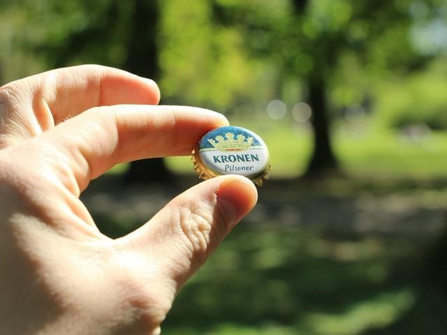 Dortmund: Besucher zahlen im Westpark ihren Toilettenbesuch bald mit Kronkorken