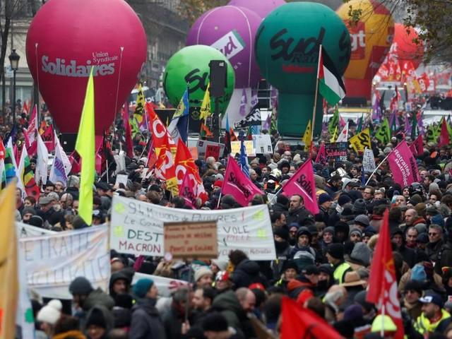 Die Rückkehr der Gewerkschaften