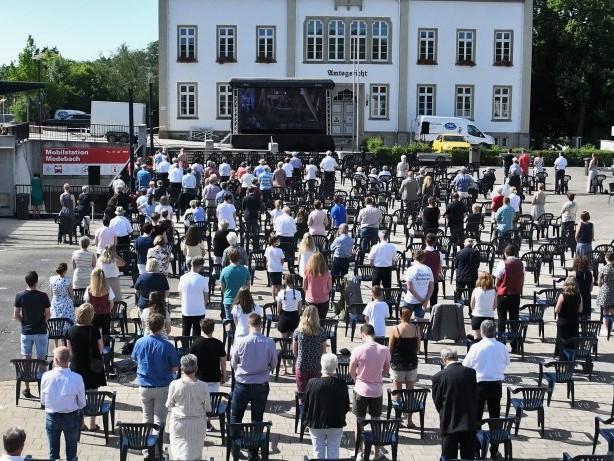 Tradition: Gelobtes Fest in Medebach