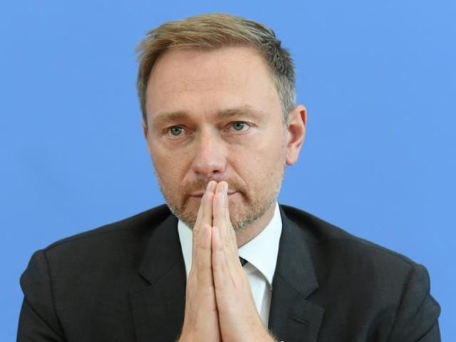 Aktivisten stören Lindner-Vortrag –mit ihm diskutieren wollen sie nicht