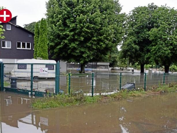 """Ennepe-Ruhr-Kreis: Hochwasser: """"Natur wird überleben, Mensch wird es nicht"""""""