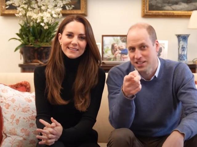 Prinz William und Herzogin Kate starteten Youtube-Kanal