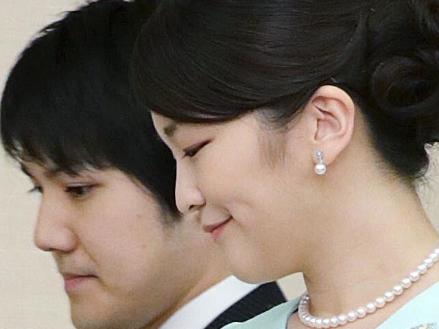 Japans Prinzessin Mako hat geheiratet - und verlässt damit das Kaiserhaus