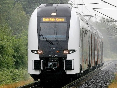 Rhein-Ruhr-Express: Surfen auf Schienen