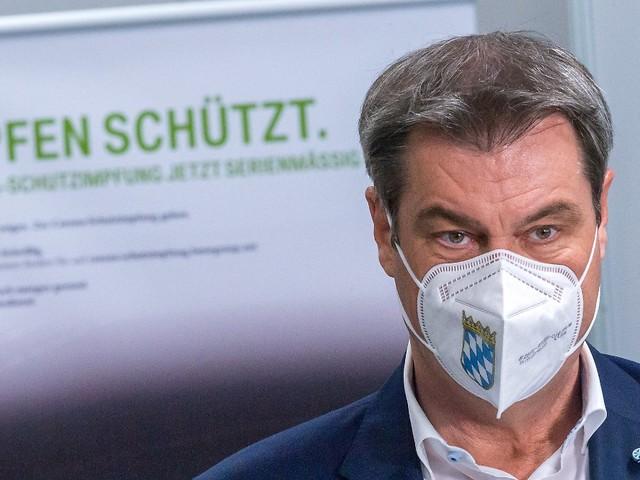 """Nach Kurzreise von Italienern: Söder will """"Impftourismus"""" unterbinden"""
