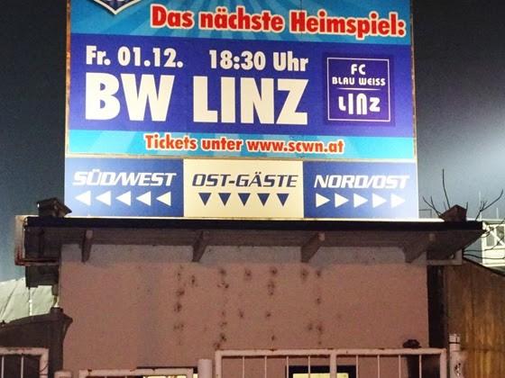 Wiener Neustadt - Blau Weiß Linz 6:3 (3:2)