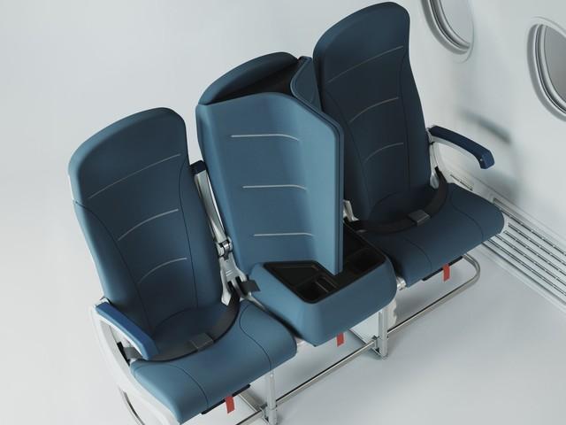 Diese Flugzeugsitze sollen vor Corona-Ansteckung schützen