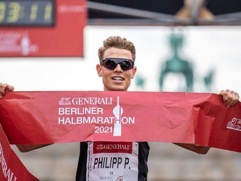 Berlin-Marathon: Pflieger hat persönliche Bestzeit im Blick