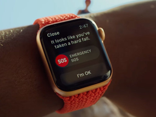 Apple Watch: Fitness und Gesundheit bei Apple-Werbung im Fokus