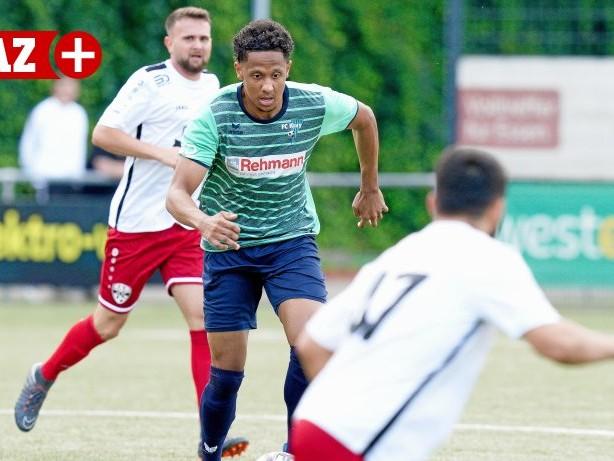 Fußball Testspiel: 1:0-Sieg für den FC Kray in der Vorbereitung