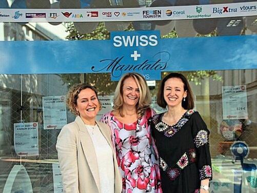 Swiss Mandates Holidays: Neue Reisebüro-Kette