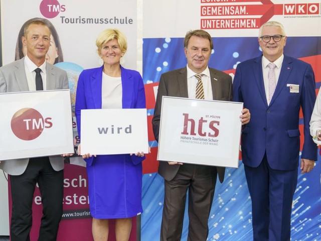 Relaunch für St. Pöltner Tourismusschule zum 50-Jahr-Jubiläum