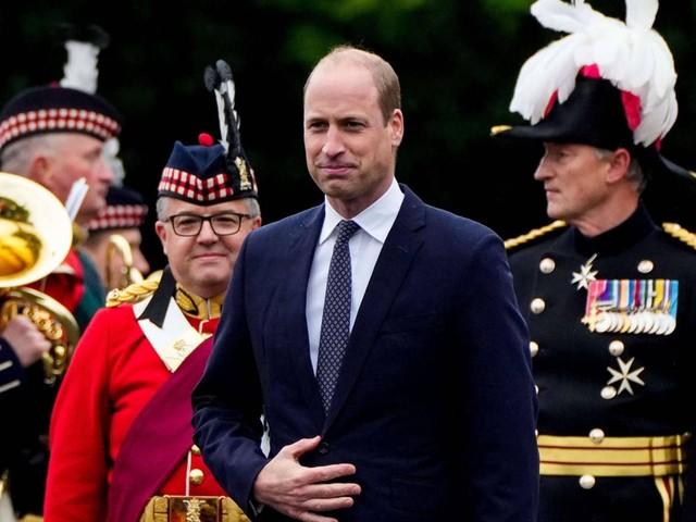 Prinz William + Herzogin Catherine: Erster Auftritt nach neuer Kritik von seinem Bruder