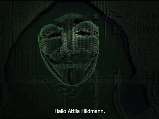 Attila Hildmann: Anonymous-Hacker übernehmen seine Telegram-Kanäle und Websites