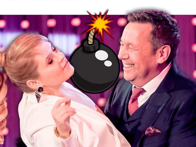 Schlager: Maite Kelly mit Roland Kaiser - Bombe platzt in der ARD (Das Erste)