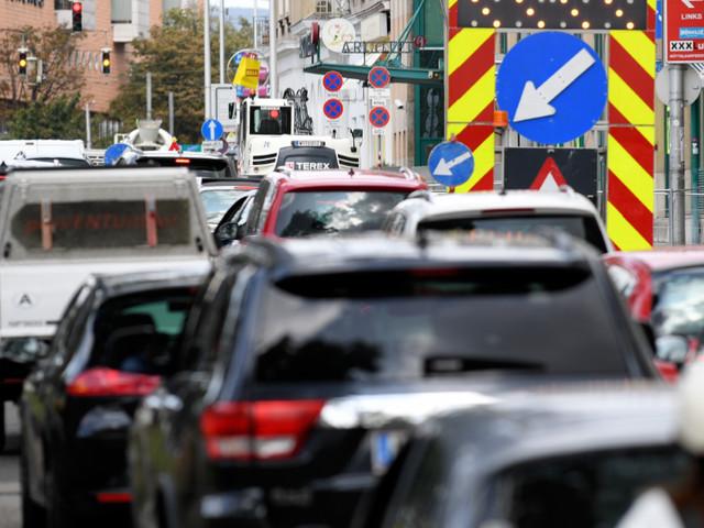 Zwei Millionen Österreicher von Straßenlärm betroffen