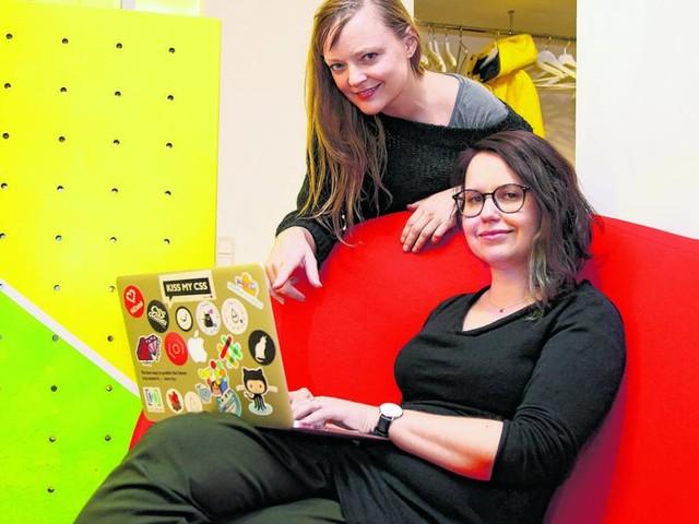 """Kreative Programmiererinnen: """"Job ist perfekt für Frauen"""""""