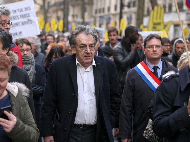 """Antisemitismus bei """"Gelbwesten""""-Demo - """"Ich habe absoluten Hass gespürt"""""""