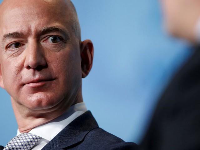 Amazon-Gründer Bezos soll mit Nacktfotos erpresst werden