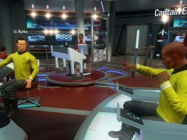 Star Trek: Bridge Crew - Auch für Nicht-VR-Spieler nun auf PC und PS4 verfügbar