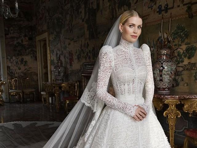 Ehemann ist 32 Jahre älter: Nichte von Lady Diana hat geheiratet
