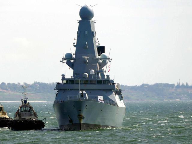 """Schwarzes Meer – Russland: """"Wenn das nicht hilft, können wir bombardieren"""""""
