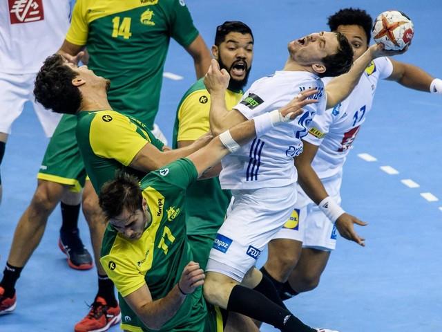 Brasilien verpasst Sensation, Frankreich mit Problemen