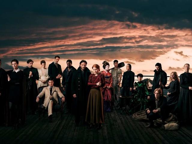 """Neue Serie """"1899"""" von den """"Dark""""-Machern: Diese bekannten Netflix-Stars spielen mit"""