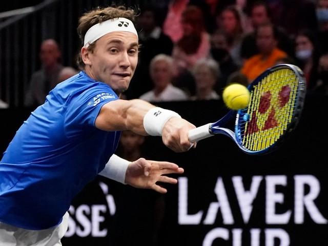 Laver Cup 2021 gestartet: Europas Tennisprofis nehmen Anlauf auf Sieg