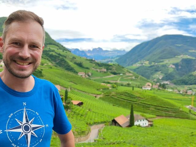 Südtirol Tipps: Schöne Ausflugsziele entlang der Südtiroler Weinstraße (Video)